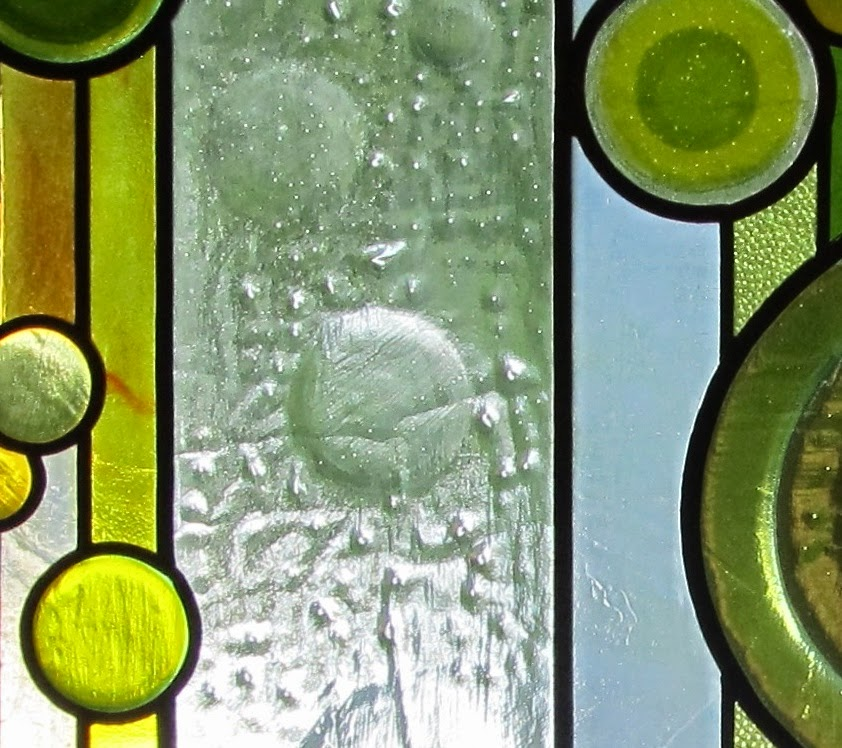 - závěsná vitráž - detail