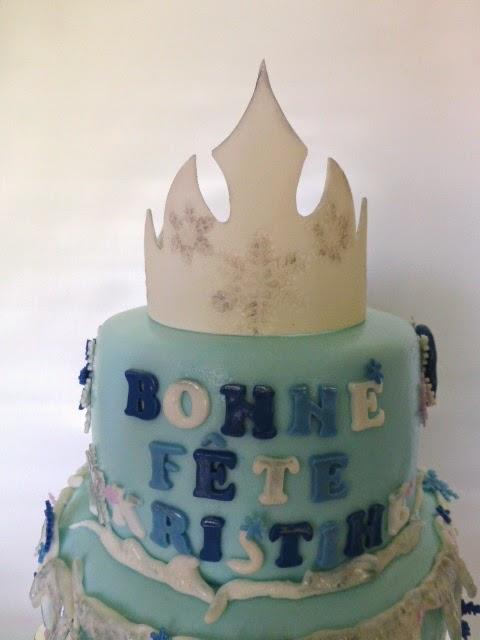 Cakesophia Happy Birthday Kristine Or Another Quot Frozen