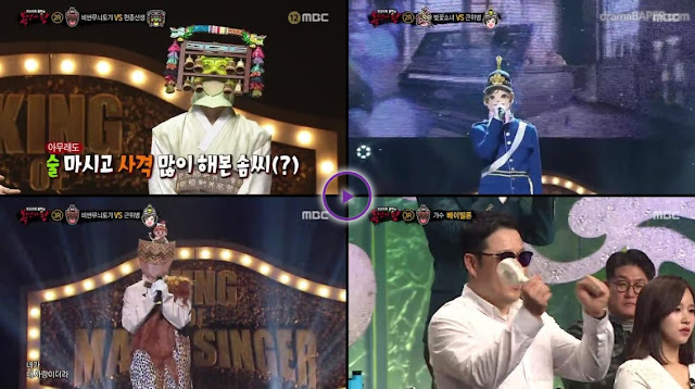King of Mask Singer Episode 150 Subtitle Indonesia