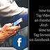 How Can I Tag A Video On Facebook