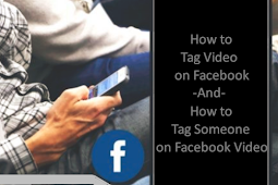 How to Tag A Video In Facebook 2019