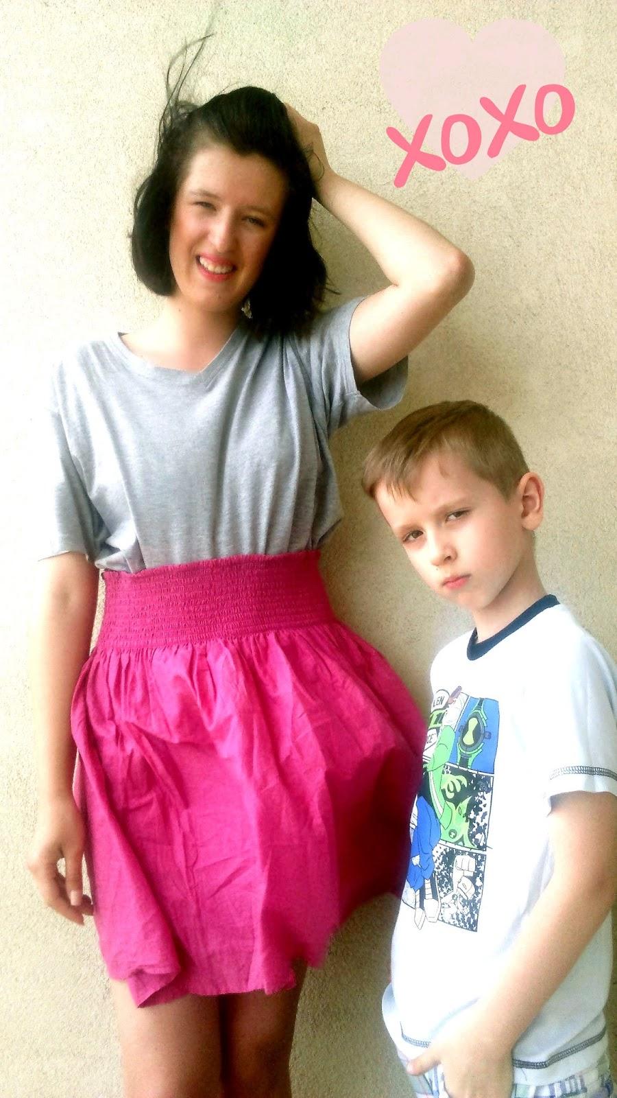 ZACHOWAJ W SOBIE DZIECKO / OUTFIT DOMOWY / BE A CHILD / OUTFIT FROM HOME