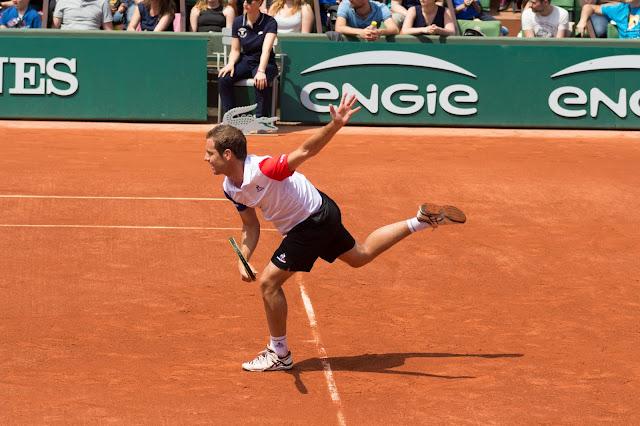 Richard Gasquet  tennis roland-garros