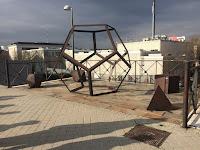 Ruta de los poliedros en Madrid