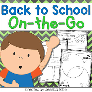 open house ideas for back to school night or open house parent night- back to school ideas and crafty activities