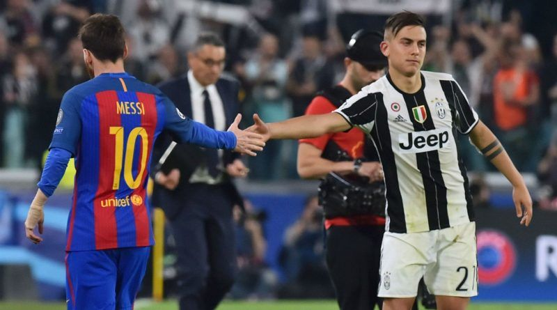 BARCELLONA-JUVENTUS Video Streaming su YouTube Facebook Live-Stream