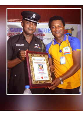 Lagos Police Command Partners Actors Guild To Rid The State Of Quack Producers