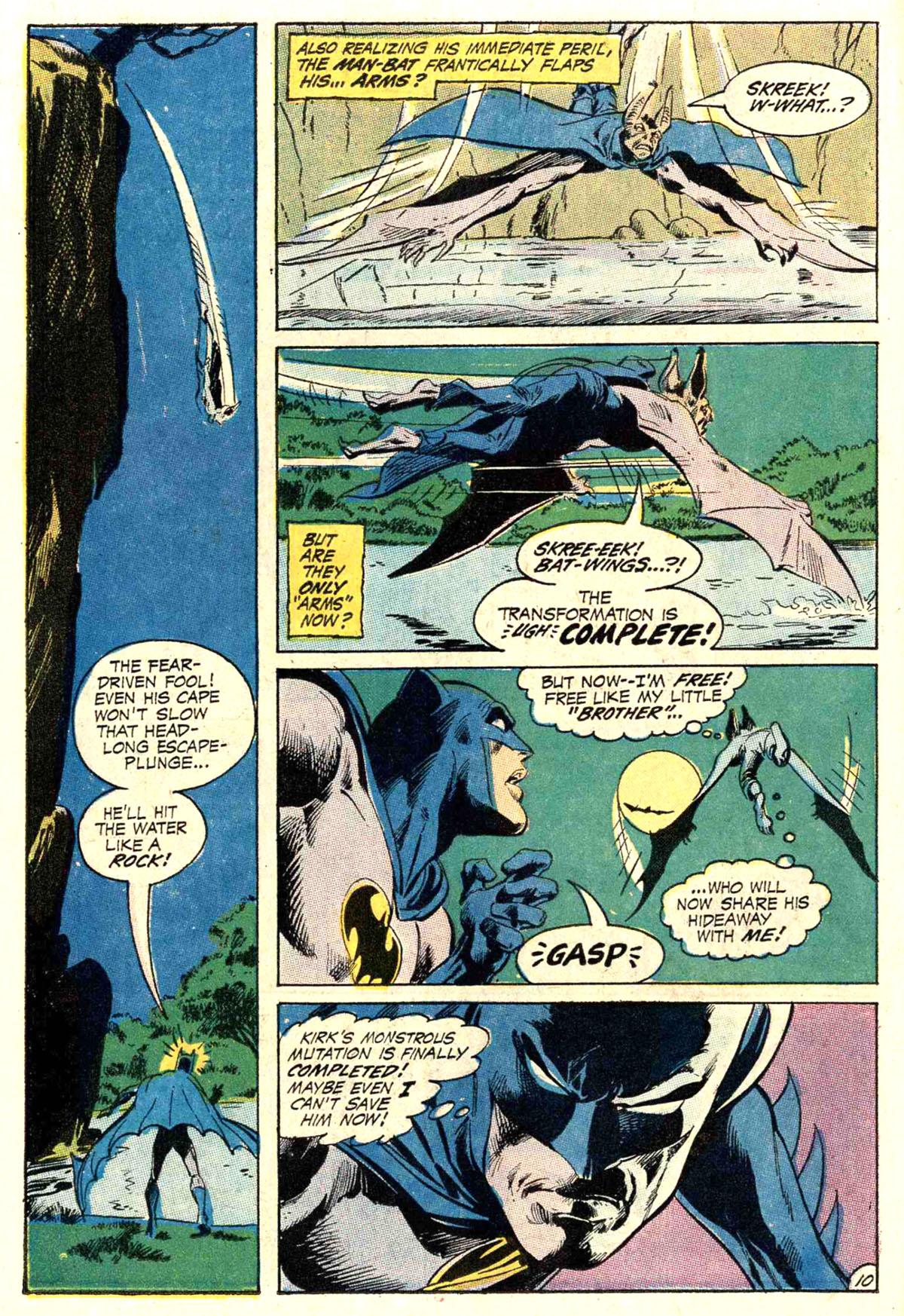 Detective Comics (1937) 402 Page 13