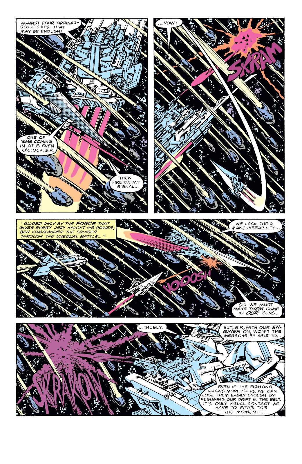 Read online Star Wars Legends: The Original Marvel Years - Epic Collection comic -  Issue # TPB 2 (Part 1) - 18