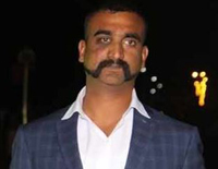 Good To Be Back: Pilot Abhinandan Varthaman