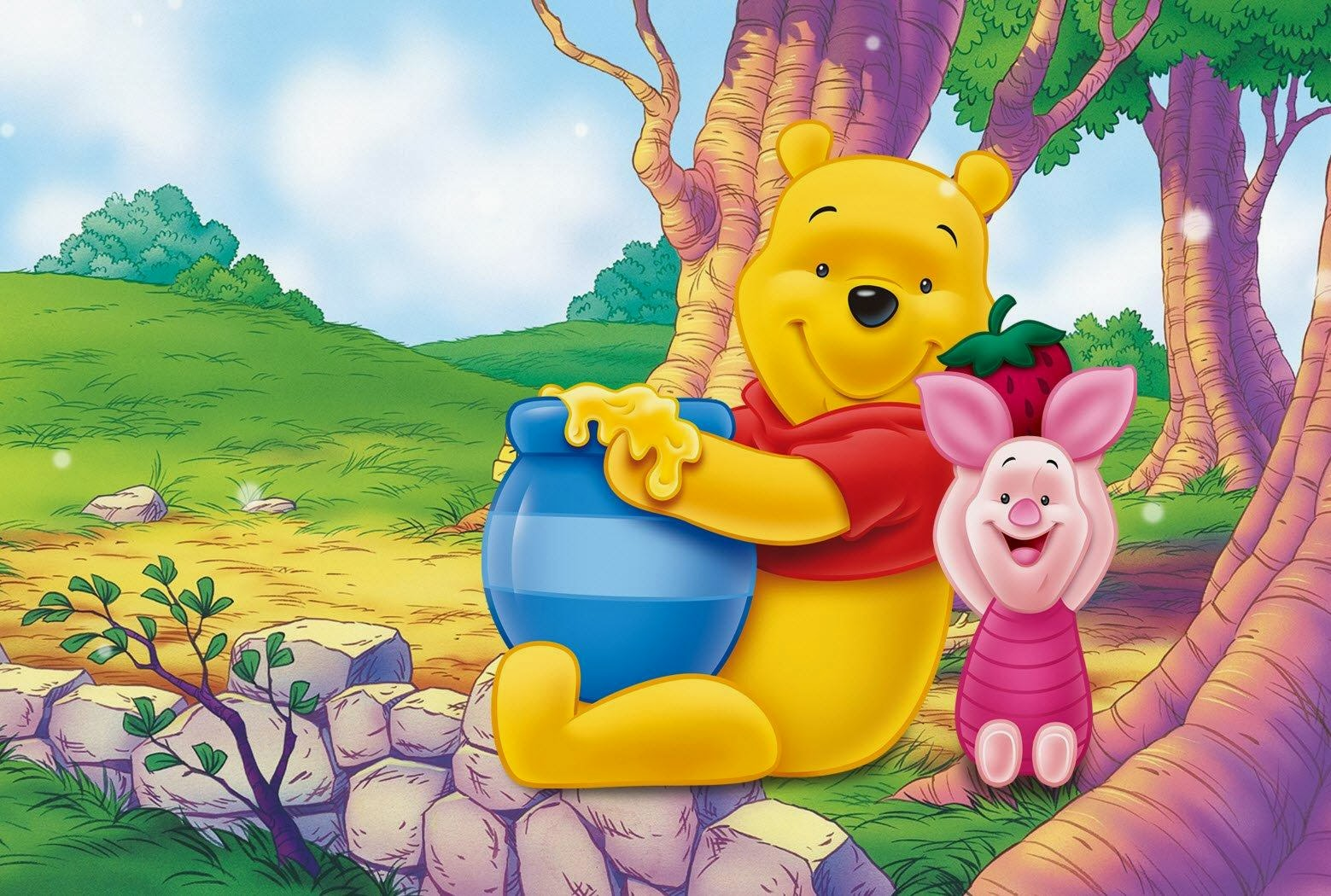 This is an image of Juicy Pics of Winny the Pooh