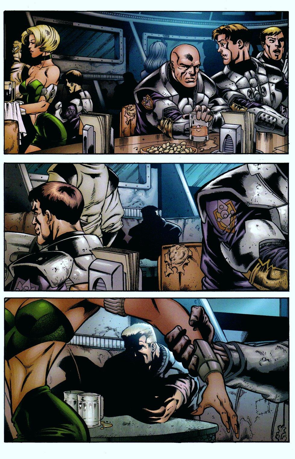 Read online Sigil (2000) comic -  Issue #15 - 5