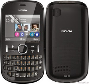 Download Firmware Nokia Asha 200 RM-761 Version 11.95