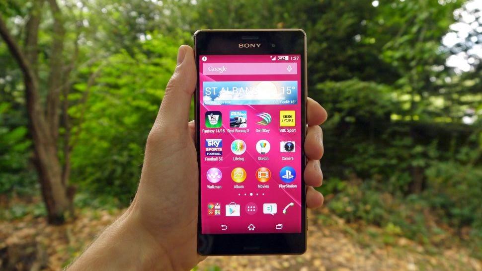 Harga Sony Xperia Z4 di Indonesia Terbaru