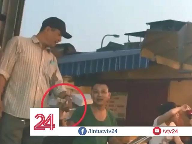 Thủ tướng yêu cầu xử lý nghiêm đối tượng đe dọa phóng viên điều tra hoạt động bảo kê ở chợ Long Biên