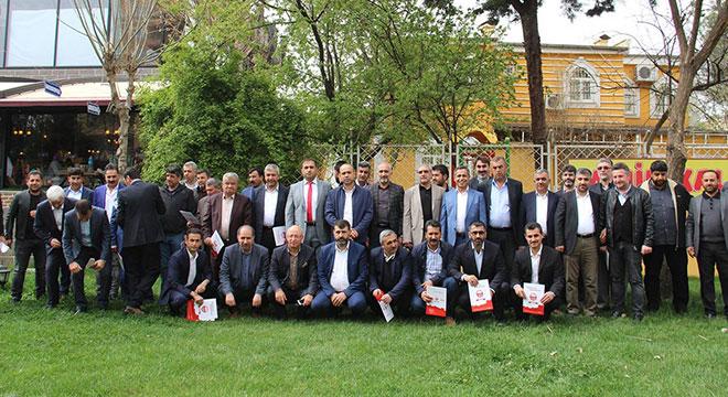 Kırmızı Liste ve Dayanışma Platformu DTSO seçimlerine katılacak
