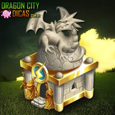 O Jazigo de Deux do Dragon City