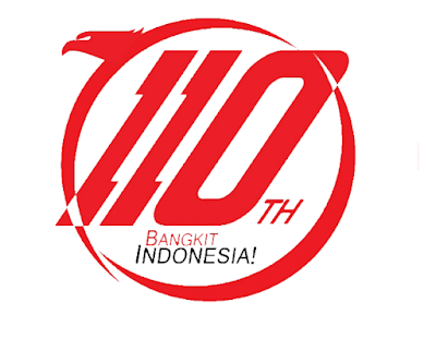 Logo Peringatan Harkitnas ke-110 Tahun 2018