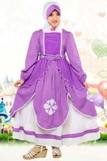Model baju anak untuk pesta