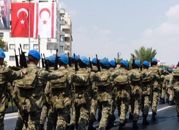 Μόνιμη στρατιωτική βάση στην Κύπρο θέλει η Αγκυρα