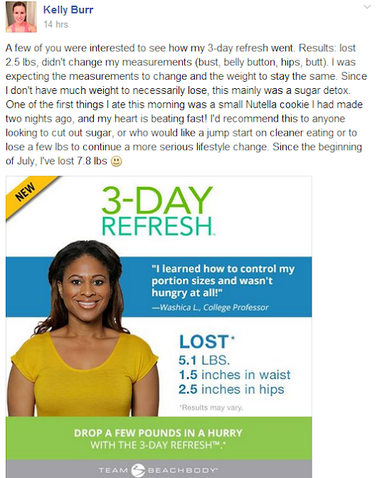 Shakeology 3-Day Refresh Review