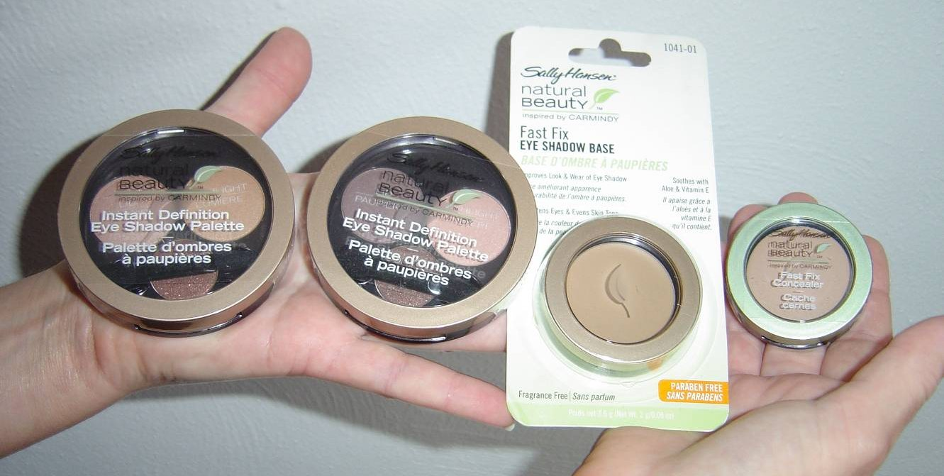 Carmindy Quartz and Metallic Eye Shadow Palettes and Fast Fix Concealers.jpeg