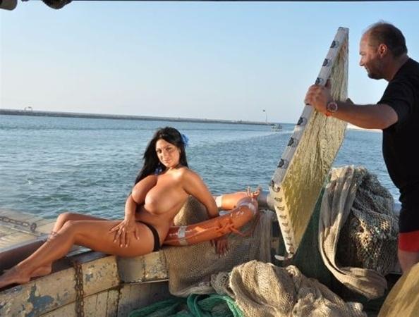 Смотреть порно итальянской телеведущей марика фрусцио