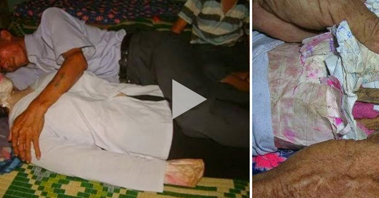 Man sleeps with dead Wife for more than 10 years
