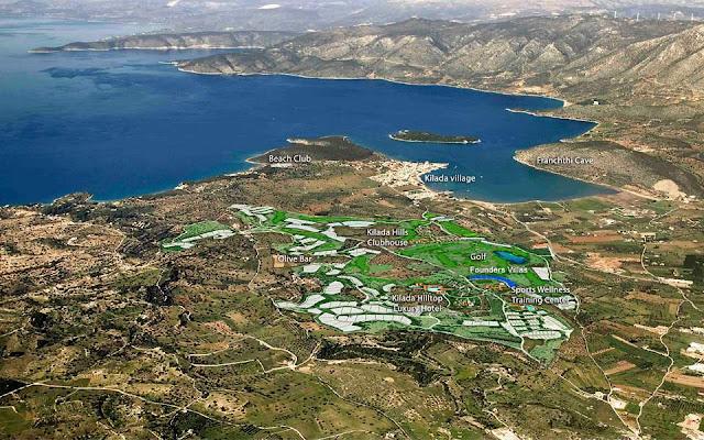 Αργολίδα: Σε πορεία υλοποίησης το παραθεριστικό θέρετρο Kilada Hills στην Ερμιονίδα