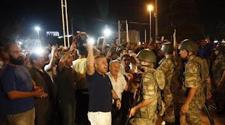 Турецкие СМИ: многие рядовые не подозревали, что участвуют в мятеже