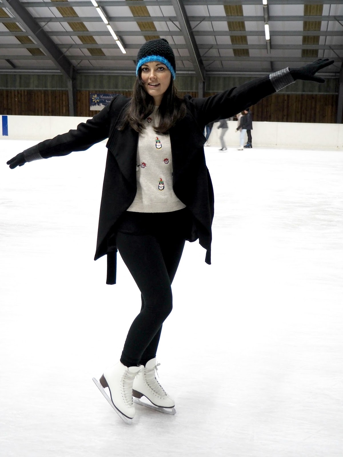 ice skating outfit