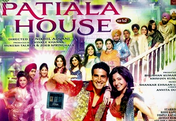 Patiala House - 2011 (Bollywood Sports Drama Film)