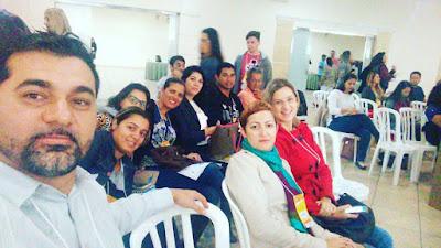 Sete Barras participa de Seminário de Direitos Humanos de Crianças e Adolescentes
