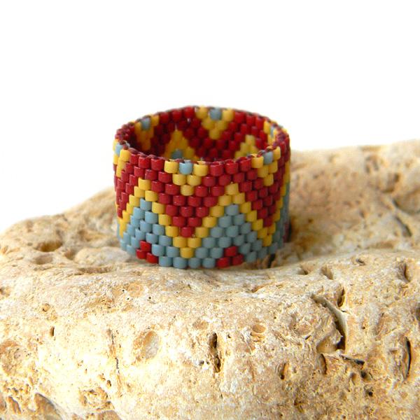 купить кольцо в подарок кольцо с орнаментом handmade jewelry anabel27