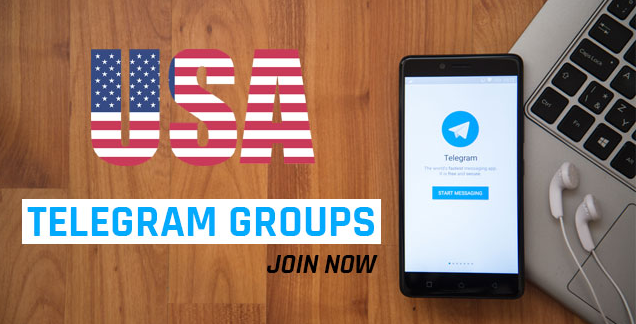 USA & CANADA Telegram Groups link - Technology Hindi Solution