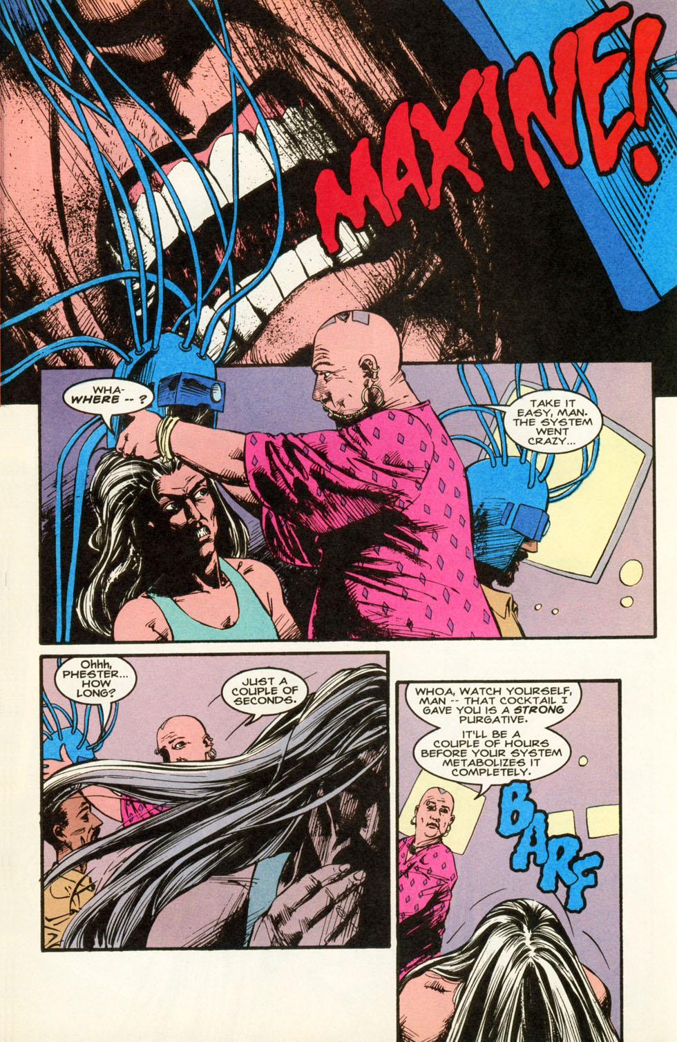 Read online Animal Man (1988) comic -  Issue #87 - 17