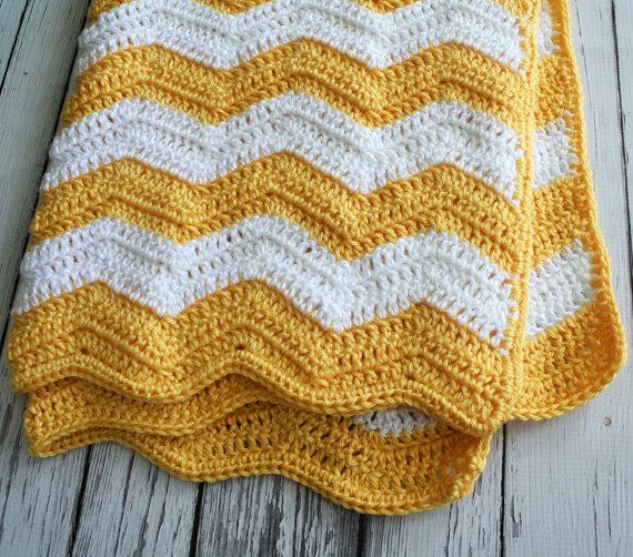Zigzag Afghan Pattern Crochet Blanket Free Crochet Patterns