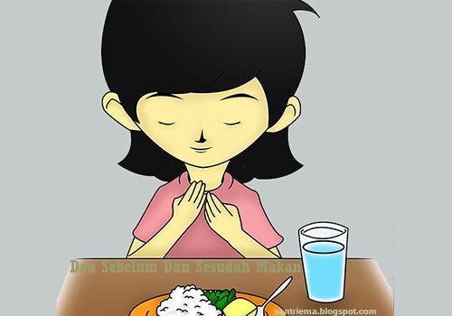 Doa Sebelum Mau Dan Sesudah Makan Minum Orang Islam Arab Beserta Artinya Lengkap