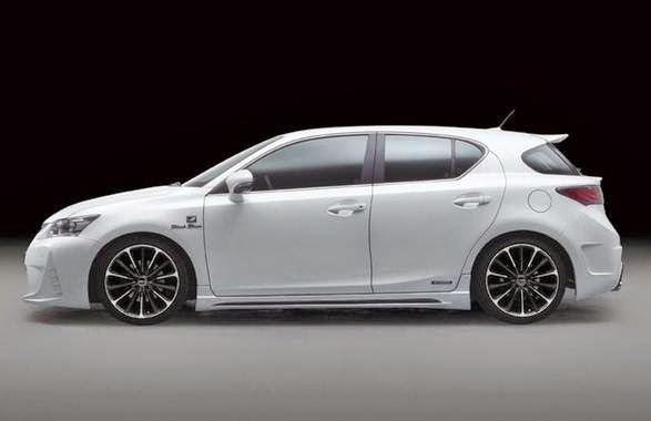 2016 Lexus CT 200h Hybrid Price and Release Date
