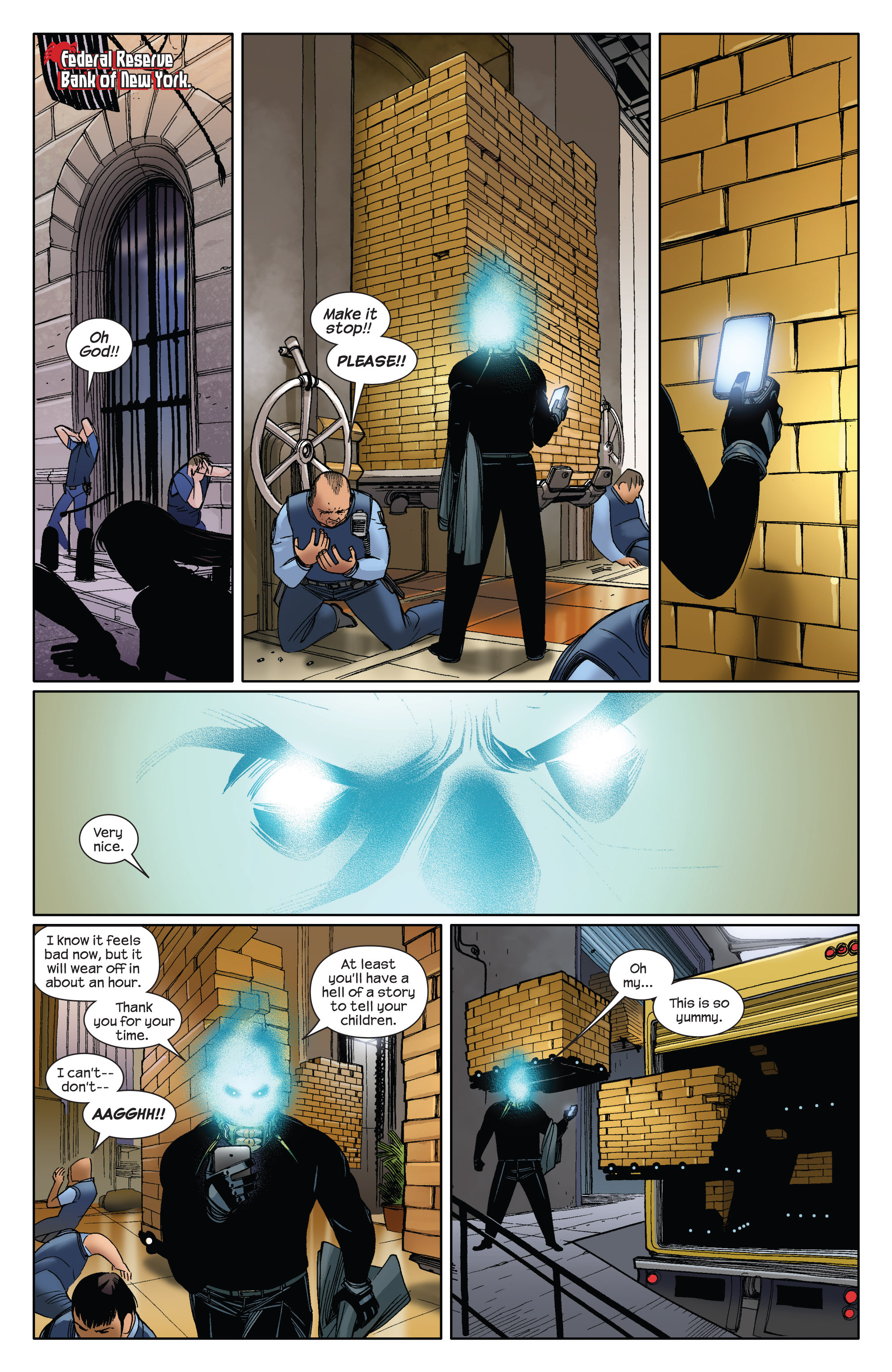Read online Ultimate Spider-Man (2009) comic -  Issue #3 - 14