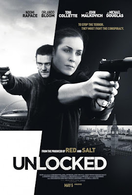 Unlocked 2017 DVD R1 NTSC Latino
