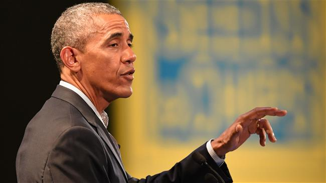 Former US President Barack Obama calls for calm in fatherland Kenya