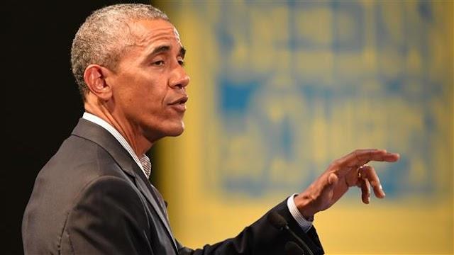 Former US President Barack Obama calls for calm in fatherland Kenya
