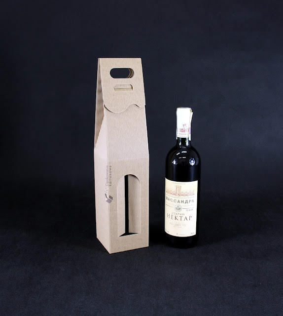 Opakowania kartonowe na wino