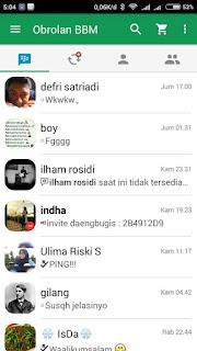 Blackberry Messenger v2.12.0.9 Apk Terbaru Gratis