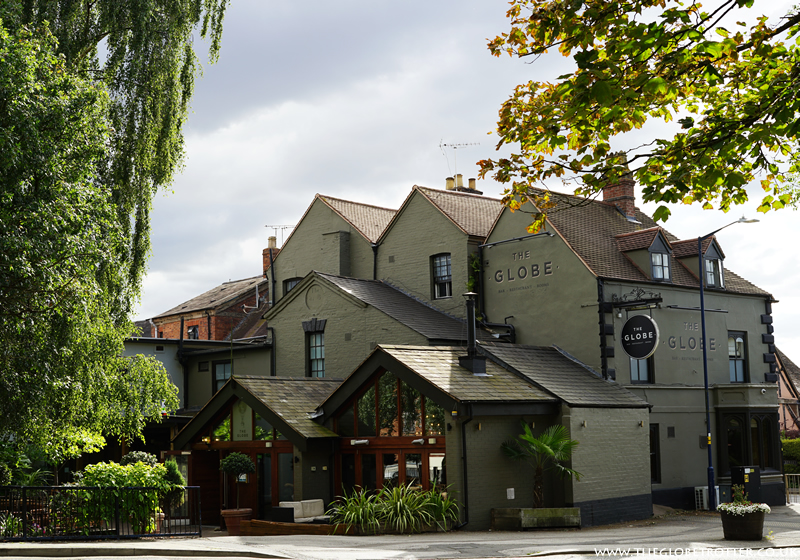 The Globe in Warwick - Pub, Restaurant and Hotel