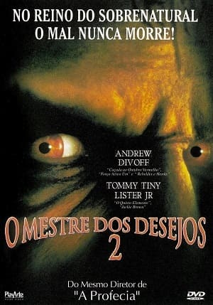 O Mestre Dos Desejos 2 - O Mal Nunca Morre Dublado Torrent 720p / BDRip / Bluray / HD Download