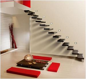 desain tangga untuk rumah minimalis 2 lantai | info rumah
