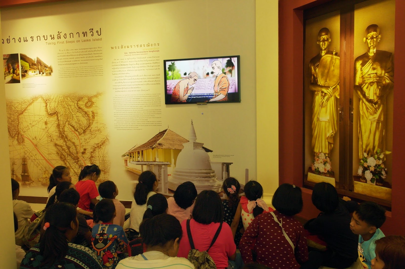 Buddhist Relationship between Sri Lanka and Thailand: A Case