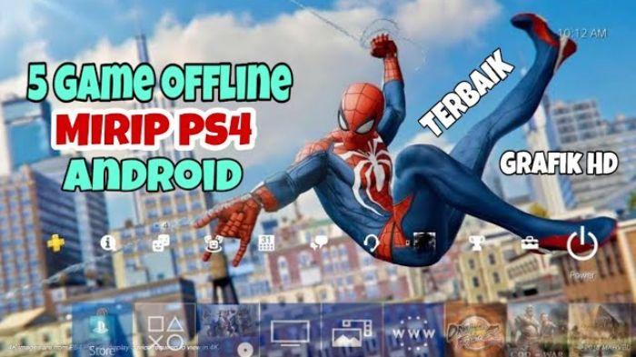 5 Rekomendasi Game Android Offline Terbaik Mirip PC Terbaru